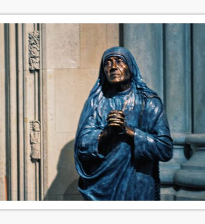 St. Teresa of Calcutta  Sticker