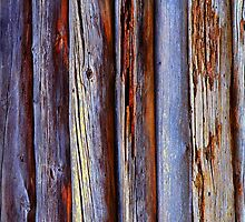 Old Wood Texture by Voysla