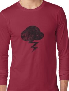 Cloud and storm Long Sleeve T-Shirt