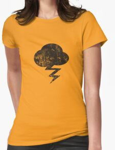 Cloud and storm Womens Fitted T-Shirt