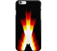 wolverine fire iPhone Case/Skin