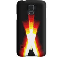wolverine fire Samsung Galaxy Case/Skin