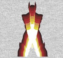 wolverine fire One Piece - Long Sleeve