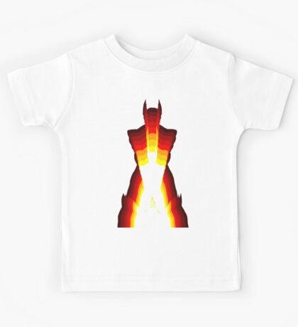 wolverine fire Kids Tee