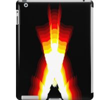 wolverine fire iPad Case/Skin