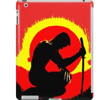 wolverinesunset iPad Case/Skin