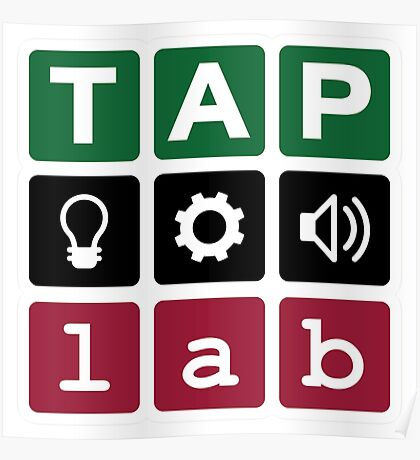 TAP:lab Makerspace Poster