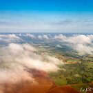 Fluffy clouds over Africa by Rudi Venter