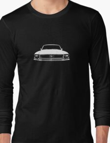 1968 Mustang Long Sleeve T-Shirt