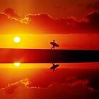 Dawn Patrol by David Smith