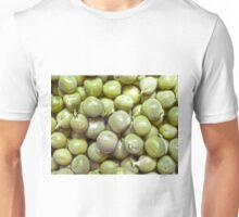 Peas background Unisex T-Shirt