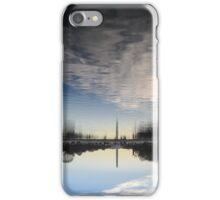 Washington reflection iPhone Case/Skin