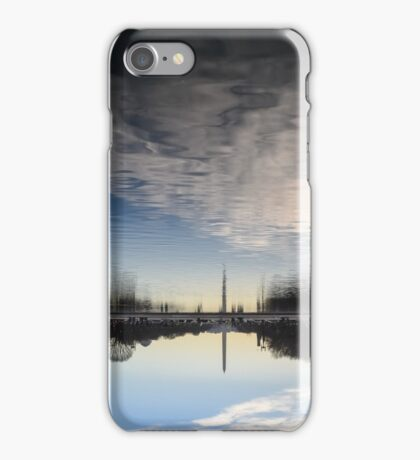 Washington reflection iPhone Case/Skin