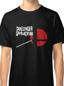 Super Smash Bros: Challenger Approaching! (3DS Style) Classic T-Shirt