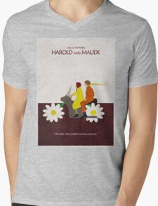 Harold and Maude Mens V-Neck T-Shirt