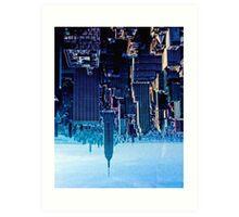 NYC Skyline 3  Art Print