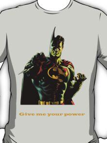 super batman T-Shirt