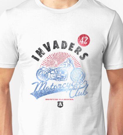Invaders Motorcycle Club South Dakota Unisex T-Shirt