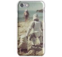 Tatooine beach iPhone Case/Skin