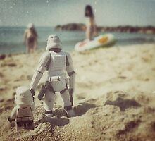 Tatooine beach by Nxolab