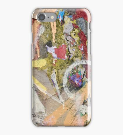 Sprayed art iPhone Case/Skin
