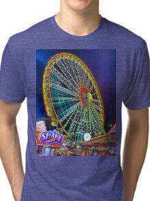 The Ferris Wheel Tri-blend T-Shirt
