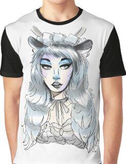 Moon Deer Gogo! Graphic T-Shirt
