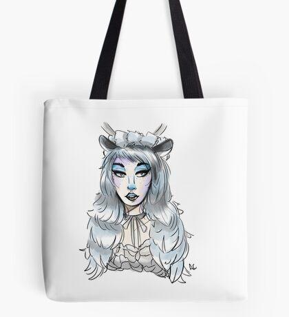 Moon Deer Gogo! Tote Bag