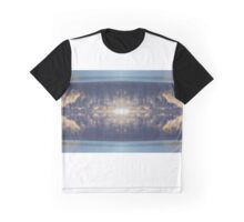 River Trees Graphic T-Shirt