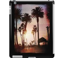 I'm going going, back back, to Cali Cali iPad Case/Skin