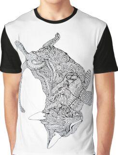 Chillaxin' Graphic T-Shirt