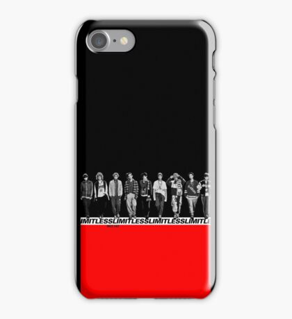 NCT 127 - Limitless iPhone Case/Skin