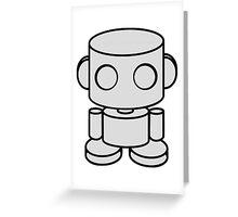 O'bot 1.0 Greeting Card