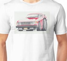 SAAB 99 Turbo by Glens Graphix Unisex T-Shirt