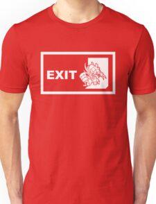 Emergency Exit Unisex T-Shirt