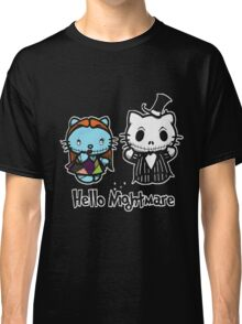 Hello Nightmare Classic T-Shirt