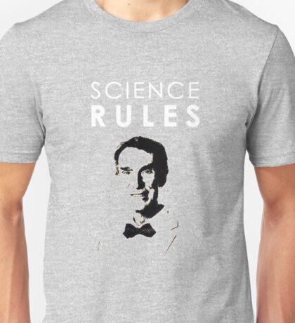 bill nye, science, guy, engineer Unisex T-Shirt