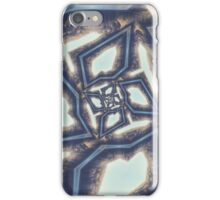 Kaleidoscope pattern 3 iPhone Case/Skin