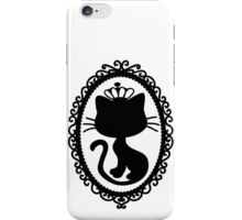 Meow Highness iPhone Case/Skin