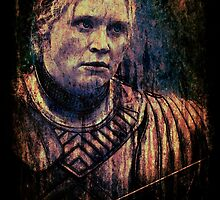 Brienne of Tarth by David Atkinson
