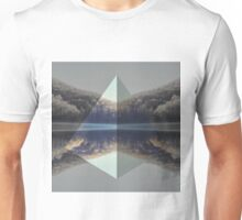 Triangle River  Unisex T-Shirt