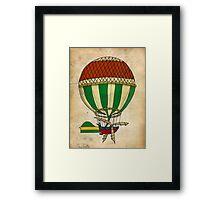 Balloon Framed Print