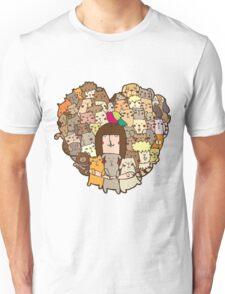 Adopt, don't shop!  Unisex T-Shirt