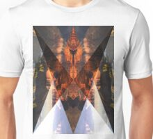Geometric Nature Unisex T-Shirt