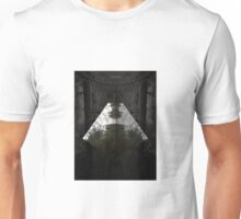 Triangled Woods  Unisex T-Shirt