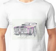 XY GT Burn out by Glens Graphix Unisex T-Shirt