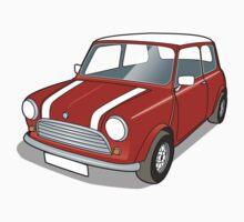 Classic Mini #2 by Neil Davies