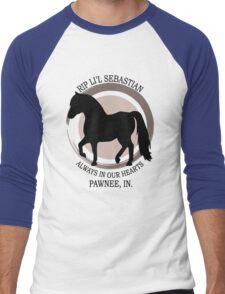 Li'l Sebastian Men's Baseball ¾ T-Shirt