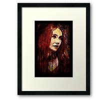 Melisandre Framed Print