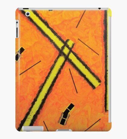 film abstract iPad Case/Skin